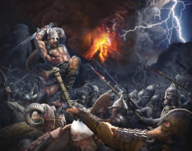 BARBARIANS the invasion